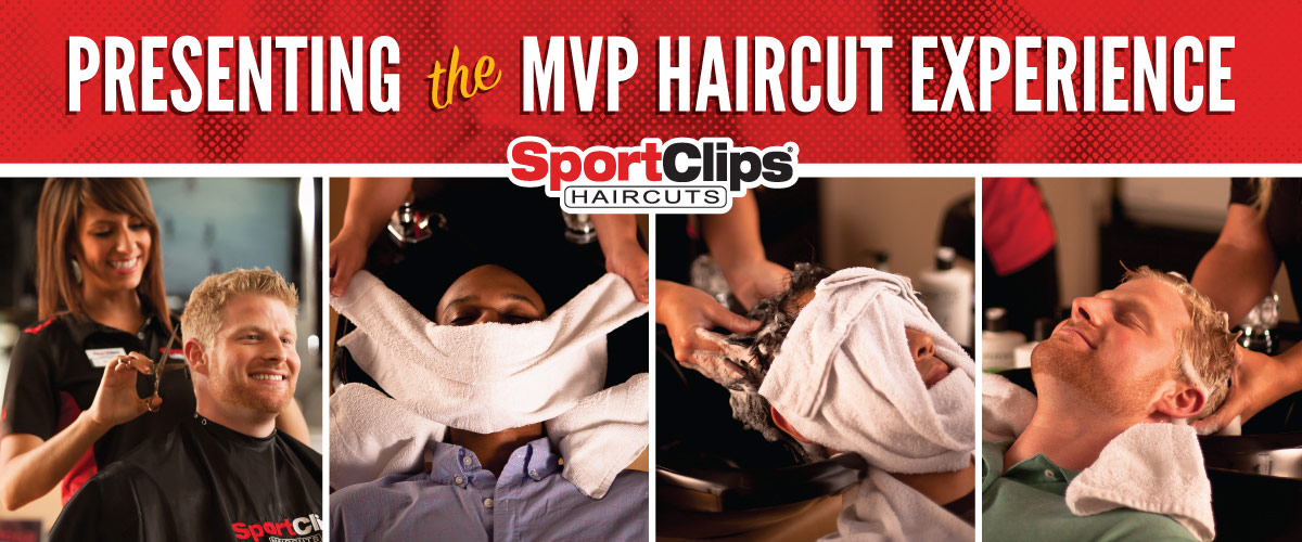 The Sport Clips Haircuts of Salem Academy Square MVP